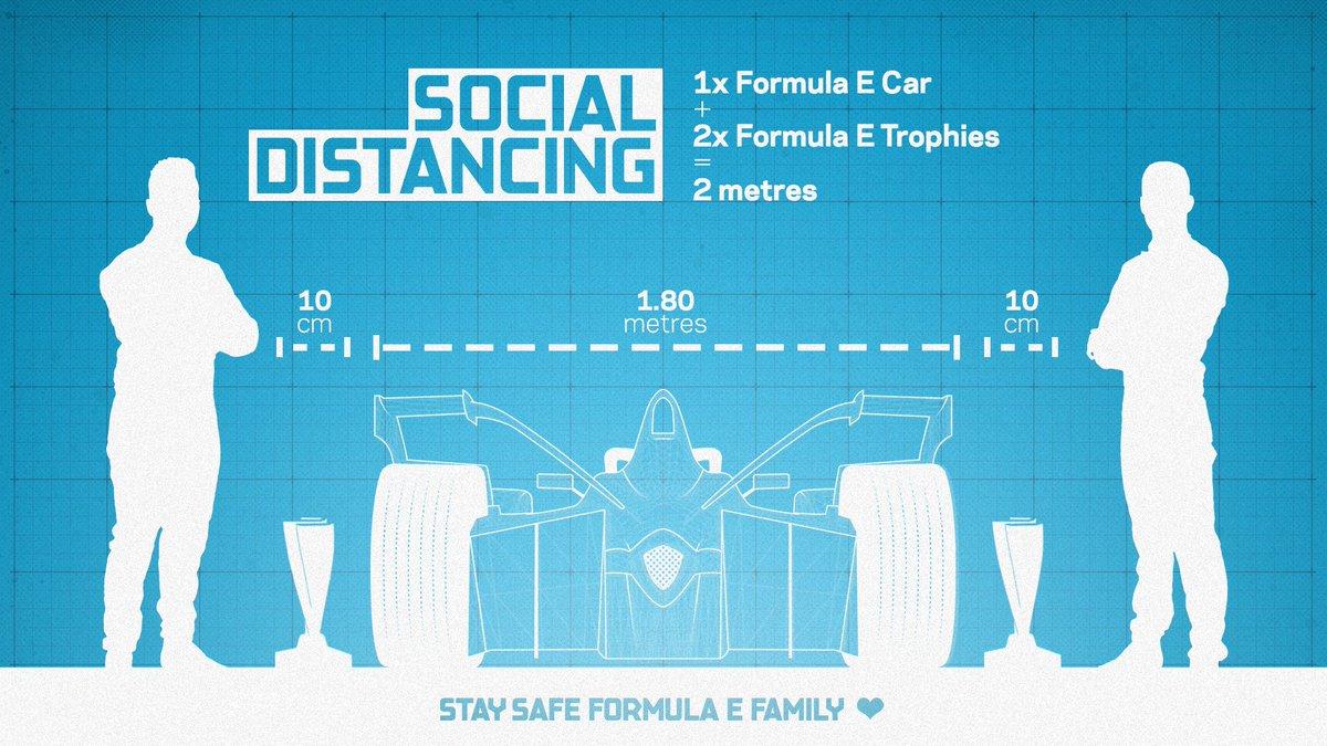 Stay safe Formula E family 🏆🏎🏆