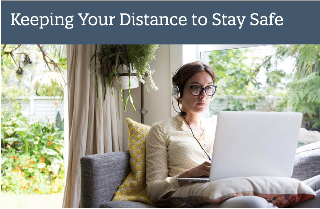 Here are some tips from the American Psychological Association on what to expect and how to still have social support while maintaining a safe distance: https://www.apa.org/practice/programs/dmhi/research-information/social-distancing…pic.twitter.com/tTsaaaQNQp