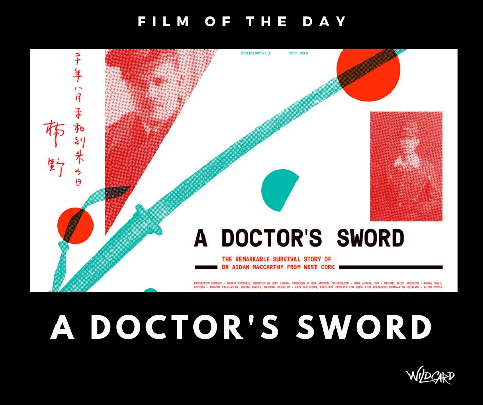 We know that Irish health care workers dealing with #Covid19 are heroes.  Our Film Of The Day A DOCTOR'S SWORD shows they have always been brave and resilient.   The acclaimed documentary directed by Gary Lennon is available on @iTunes and @GooglePlay  #FilmOfTheDay #IrishFilmpic.twitter.com/sxJ5OpCy0D