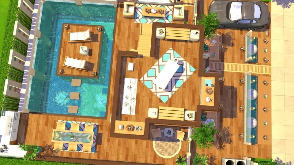 Les Sims On Twitter 3 Mini Maisons Identiques 3 Styles Differents Laquelle Aimez Vous Le Plus Https T Co Nxkzcqeuex