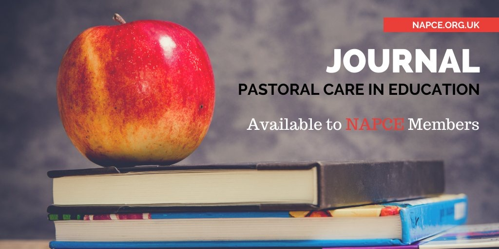 Available to #NAPCE Members - Pastoral Care in Education - An International Journal of Personal, Social & Emotional Development  This quarterly journal is rich with expertise & resources for people in a #PastoralCare role in #education  More info here: http://ow.ly/PFSp50uYnUPpic.twitter.com/ozeJVDLd7x