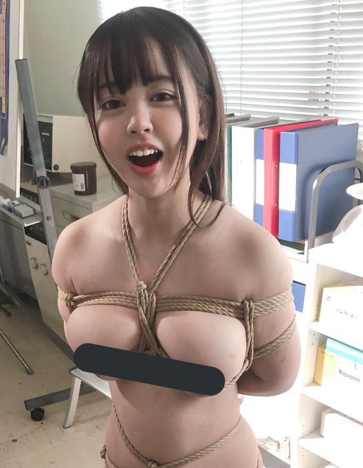 AV女優夕美しおんのTwitter自撮りエロ画像18