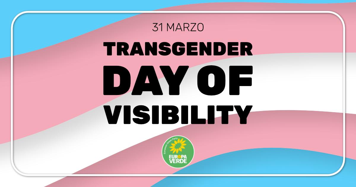 #TransDayOfVisibility