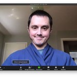 Image for the Tweet beginning: How to host a Zoom