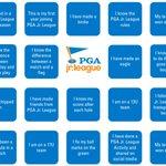 Image for the Tweet beginning: PGA Junior League has you