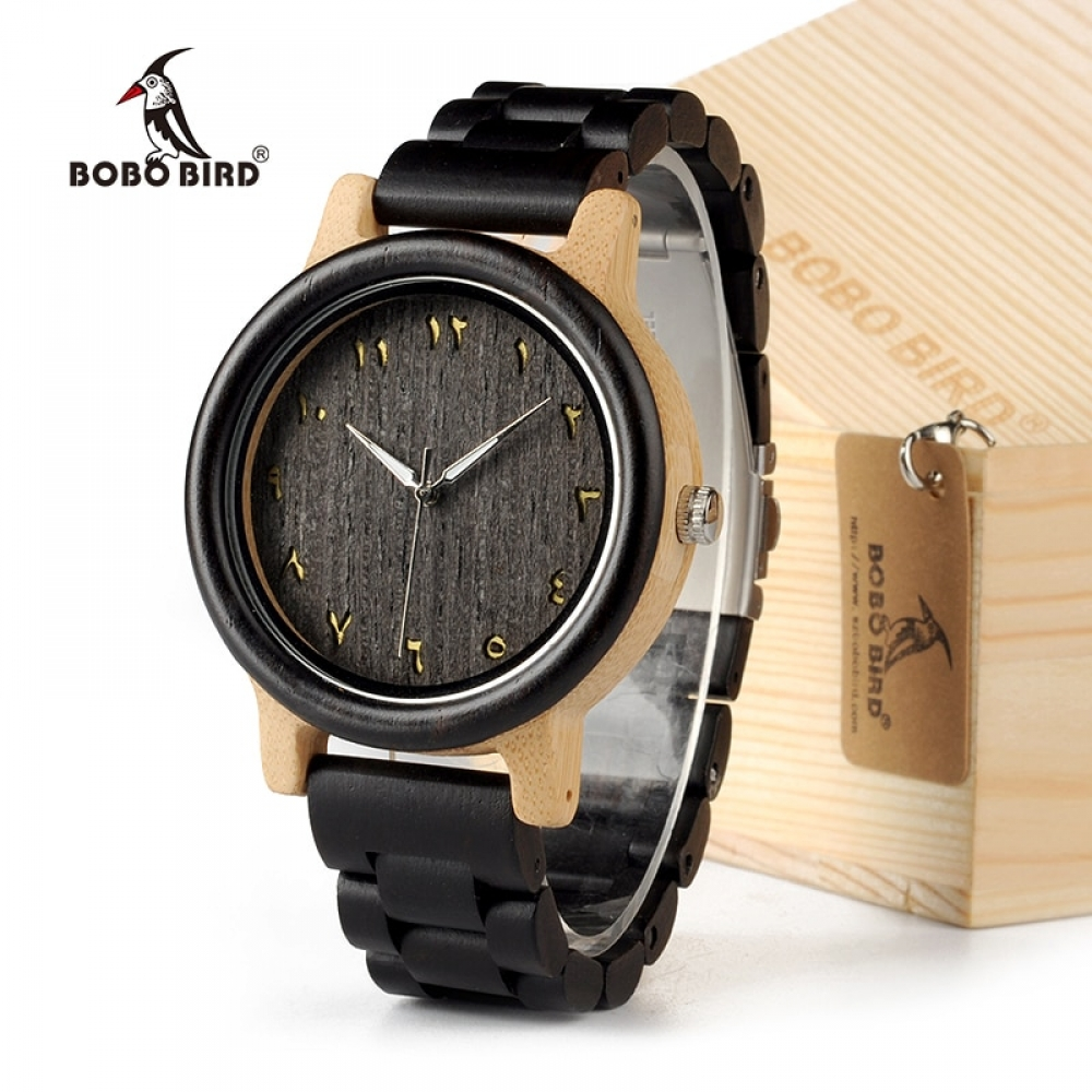 #dailywatch #watchaddict BOBO BIRD N14 Unisex Wood And Bamboo Men Wristwatch Lightweight With Wood strap Adjustable As Lover Gift https://www.wooden-watches.biz/bobo-bird-n14-unisex-wood-and-bamboo-men-wristwatch-lightweight-with-wood-strap-adjustable-as-lover-gift/…pic.twitter.com/goaom3pmIA