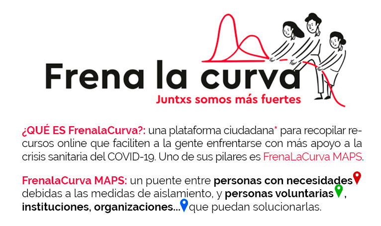 Hey compas #comunicambio, que rule esto en vuestras organizaciones, por favor! Porque #juntassomosmasfuertes y hemos de llegar a #quienesmaslonecesitan https://t.co/aB7iymdIbZ