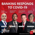 Image for the Tweet beginning: How is Banking Responding to
