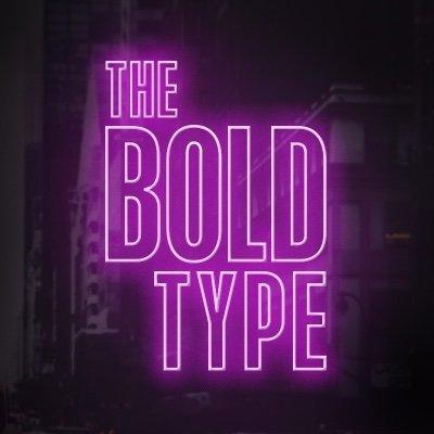 #theboldtype