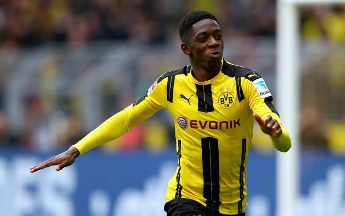 19-year-old, Ousmane Dembélé for Dortmund during 2016/17 season:  49 games ✅ 10 goals ⚽️  21 assists 🅰️  Talent of France football. Technical player. Injuries is an obsession for him.