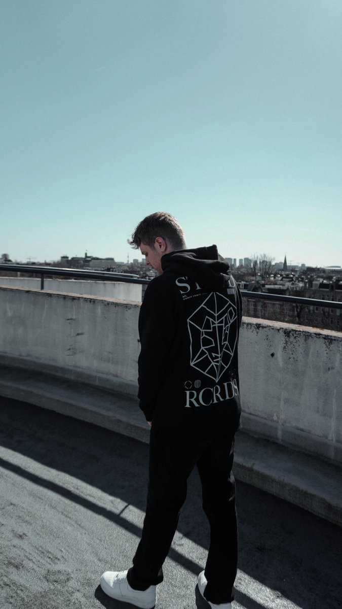 Tomorrow 3pm CEST - STMPD RCRDS Hoodie shop.martingarrix.com 📸 @Real_CMCS