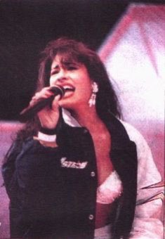 25 years ago today, the world lost the Queen of Tejano. ANYTHING FOR SELENAS