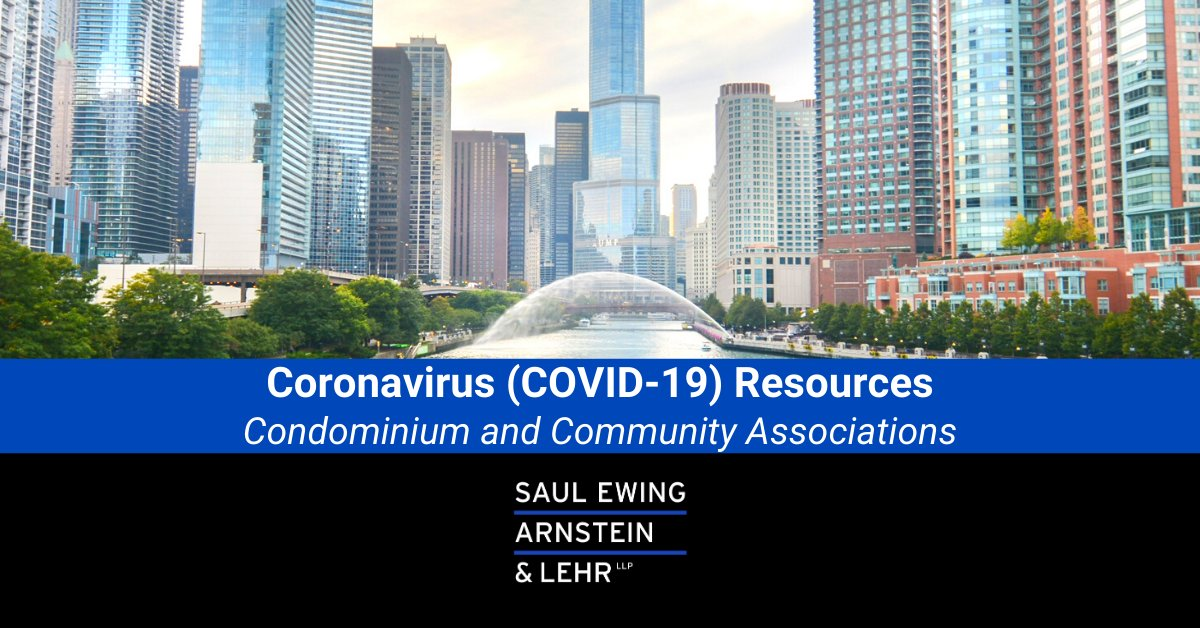 Next Monday, April 6: Partner Laura Lau Marinelli presents a webinar on COVID-19 mitigation and relief efforts as they impact condominium, townhome and homeowners' associations in #IL. Info on the live broadcast... http://ow.ly/z8XH50z16Rt.