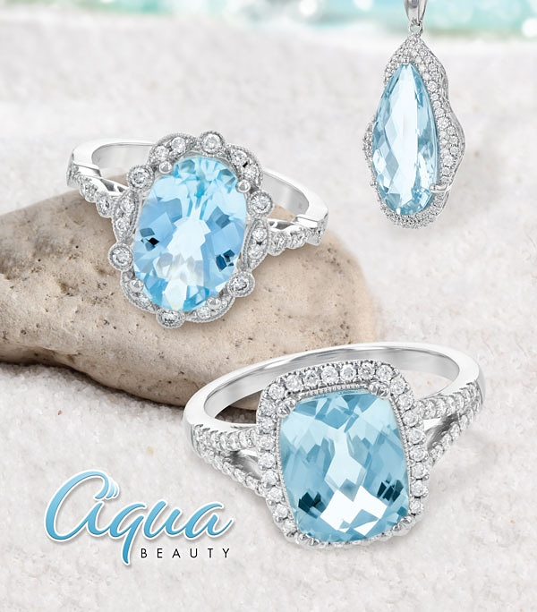 Happy last day of March! 💙 #lastdayofmarch #aquamarine #aquajewelry #marchbirthstone #gemstonejewelry #bluejewelry #jewelrylover #jewelryaddict #jewelrystore #killeen #forthood #copperascove #harkerheights #belton #temple #centraltexas #shoplocal #staysafe #stayhome #seeyousoon