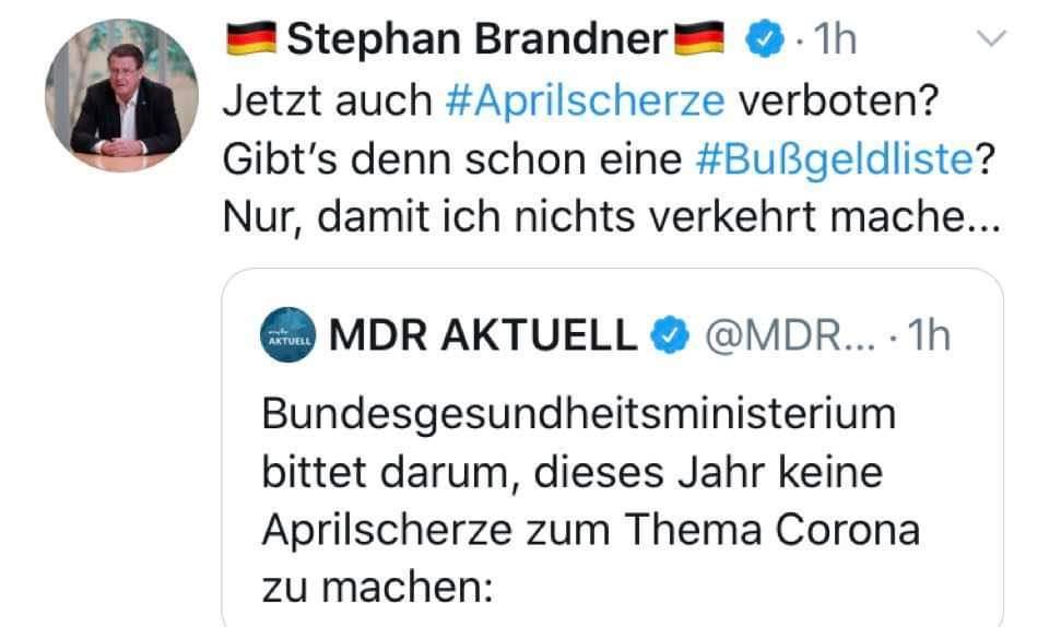 #Aprilscherz