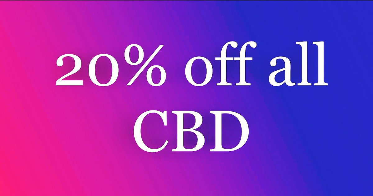 20% off all CBD products!  Lower your stress & anxiety. Ease your pain...so many helpful uses!  You can find it @miragespa.stlouis.hottubs  Give is a call (314) 965-0660 or email us mirage@miragespa.com #stress #anxiety #painrelief https://t.co/vatFIcE7Js