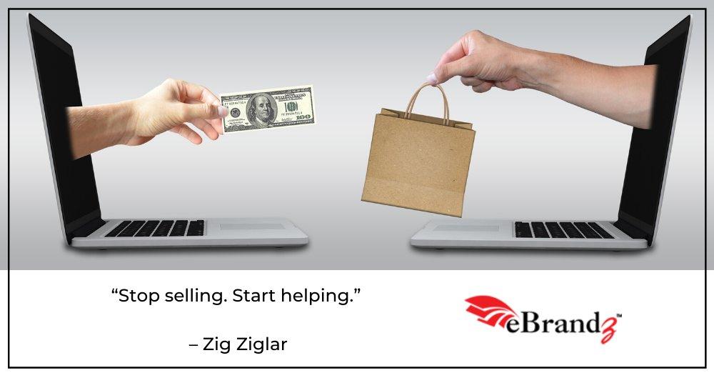 "test Twitter Media - ""Stop selling. Start helping."" – Zig Ziglar . . . . . #DigitalMarketing #SocialMedia #SEO #SearchEngine #PPC #Marketing https://t.co/KKywqf4ocP"
