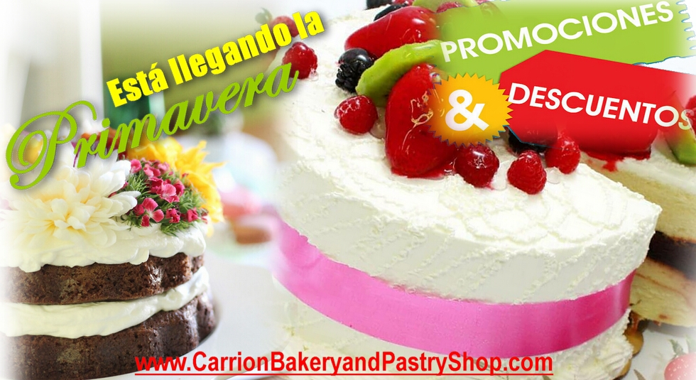 Promoción especial en primavera.  Haz tu pedido dale click aquí WhatsApp   ☎ (323)581-7282  Web:    #postres  #chocolate #dulces #cake #pasteleria #reposteria #sweet #postre  #tortas #cupcakes #cakes #delicioso #pan #dulce #bakery