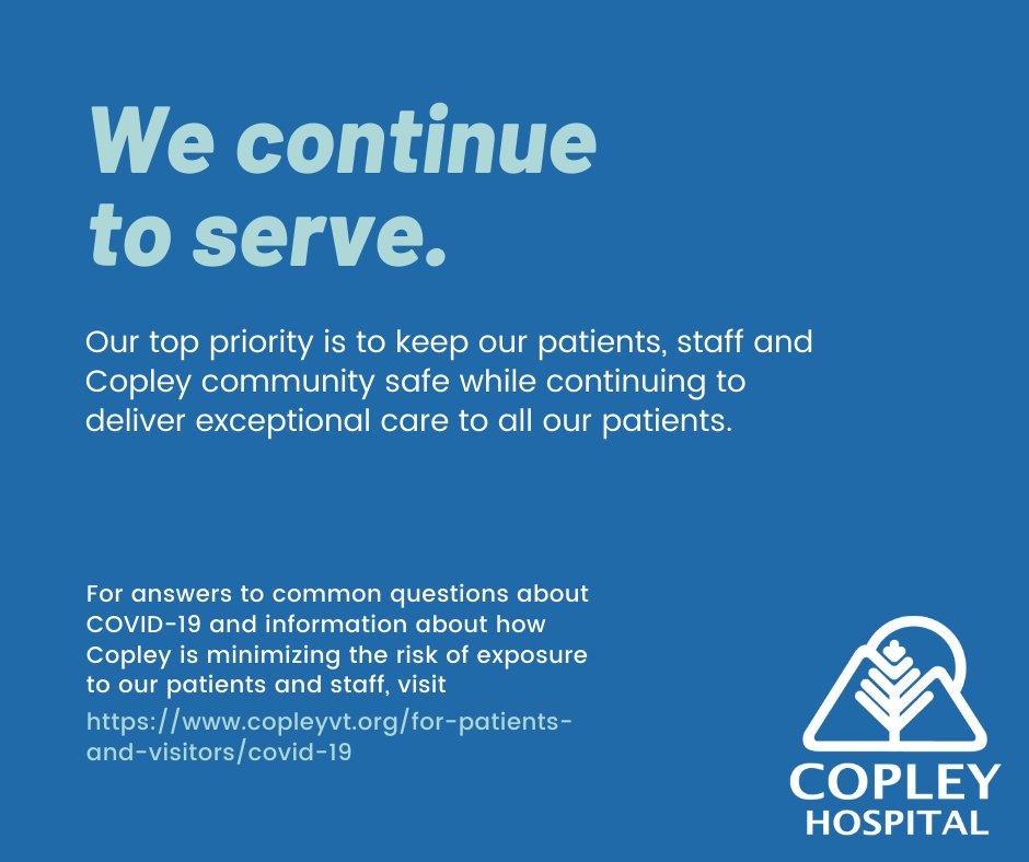 CopleyHospital photo