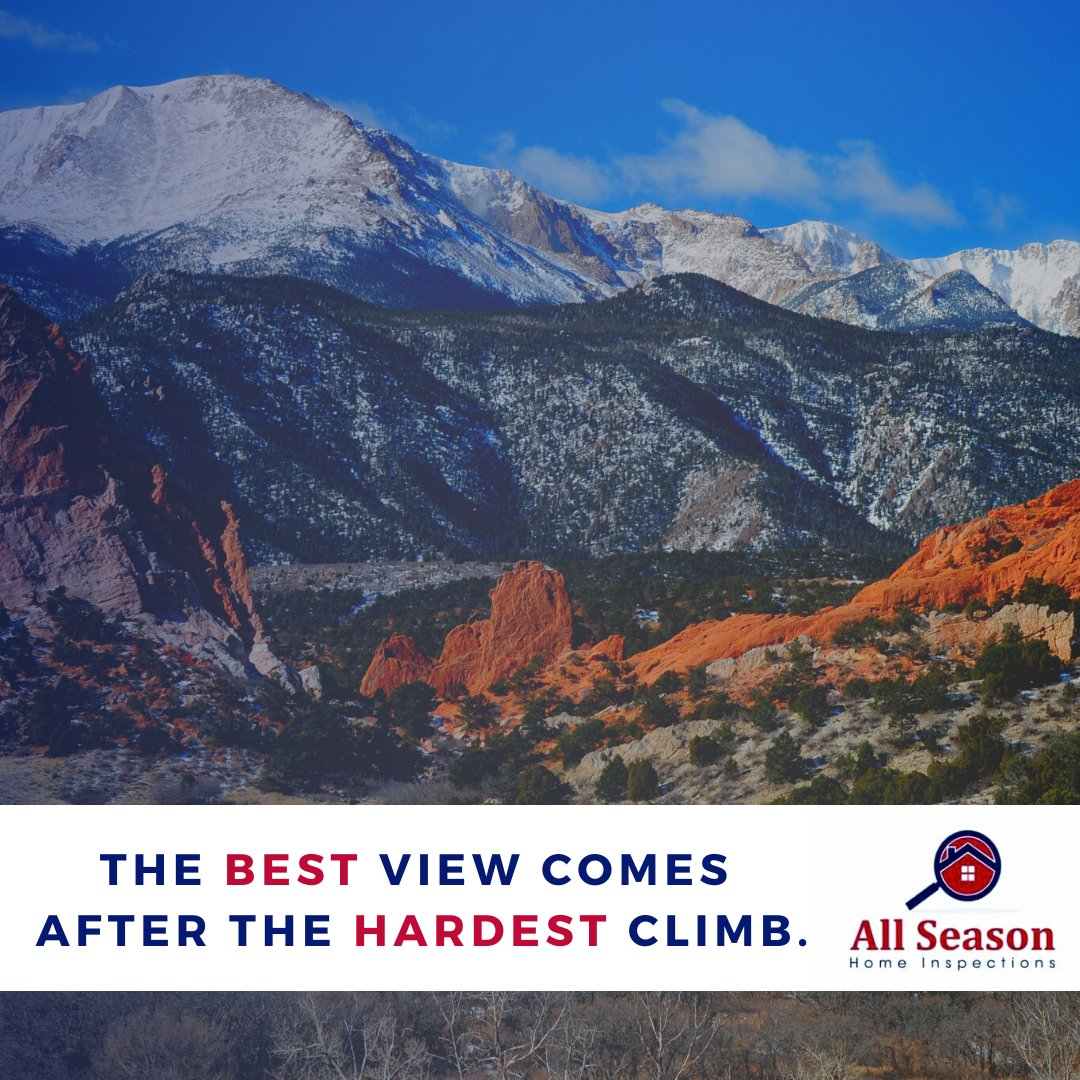Some perspective for your Tuesday morning   Chat with us: 719-330-0057 Visit http://www.ashillc.com to learn more about our services. #AllSeason pic.twitter.com/oR68oOrfB0