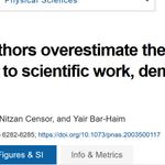 Image for the Tweet beginning: Wetenschappers: het zijn ook maar