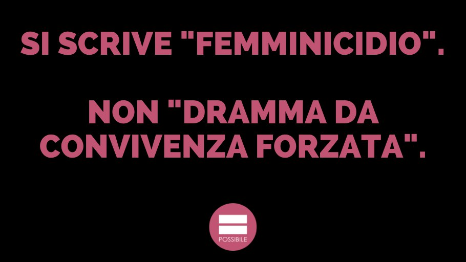 #femminicidio