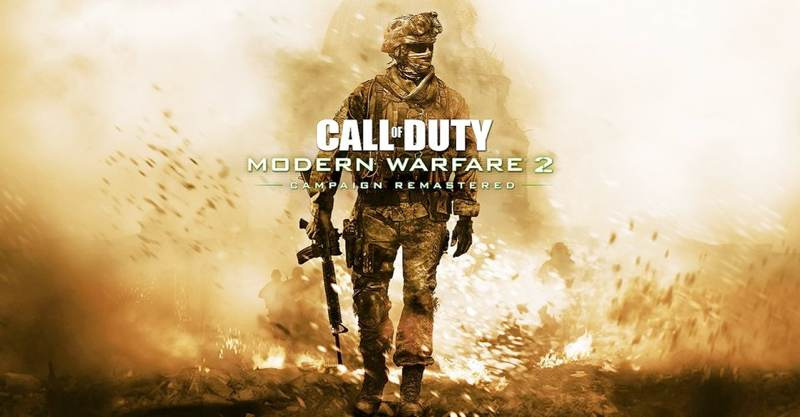 Call of Duty: Modern Warfare 2 Remaster, διαθέσιμο από σήμερα για PS4  https://www.techgear.gr/call-of-duty-modern-warfare-2-remaster-diathesimo-apo-simera-gia-ps4-26808…pic.twitter.com/HG25mt2sA7