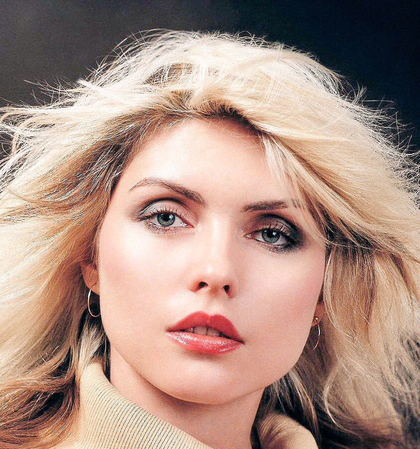 Debbie Harry #blondie #beauty #music #icon pic.twitter.com/XPZK7M3s4R