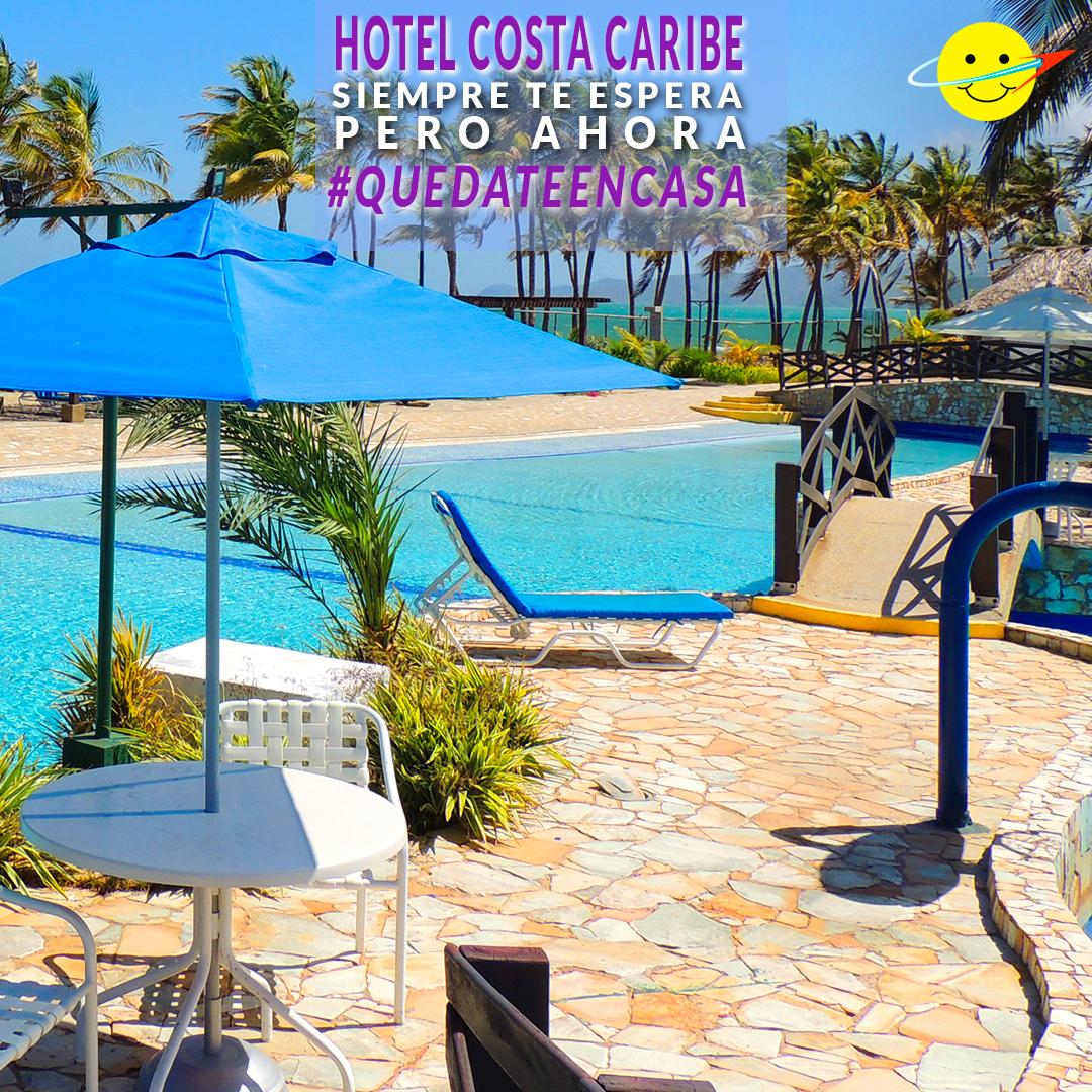 Margarita siempre te espera . pero ahora #quedateencasa  #costacaribehotel  #playacaribe #islademargarita #playa  #caribe  #venezuela #caracas #hotelesenmargarita #venezolanosenelmundo #agenciadeviajes #losdelacaritafelizpic.twitter.com/dofDjBQUU1