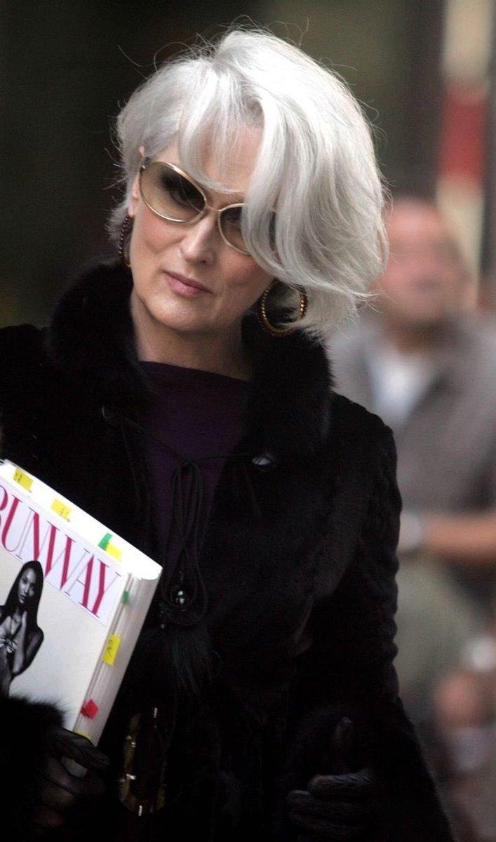 Meryl Streep as Priestly Miranda is a World Heritage! <br>http://pic.twitter.com/vUam07nDkt
