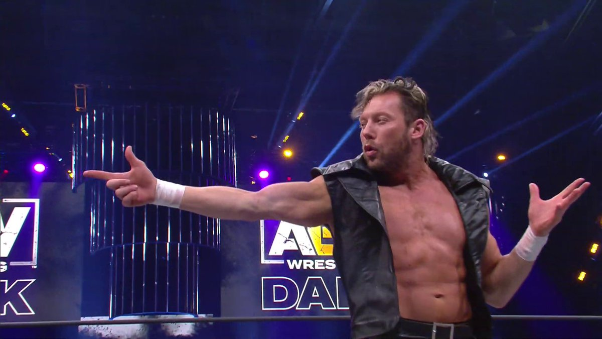 Daily reminder Kenny Omega is so unique, talented, inspiring and beautiful human being. ❤️💖💞 pic.twitter.com/3db5otMNQZ