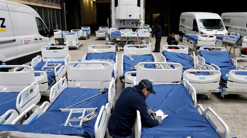 NY governor warns coronavirus apex still week to 21 days away aje.io/k56ps