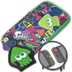 Image for the Tweet beginning: Hori Splatoon 2 Splat Pack