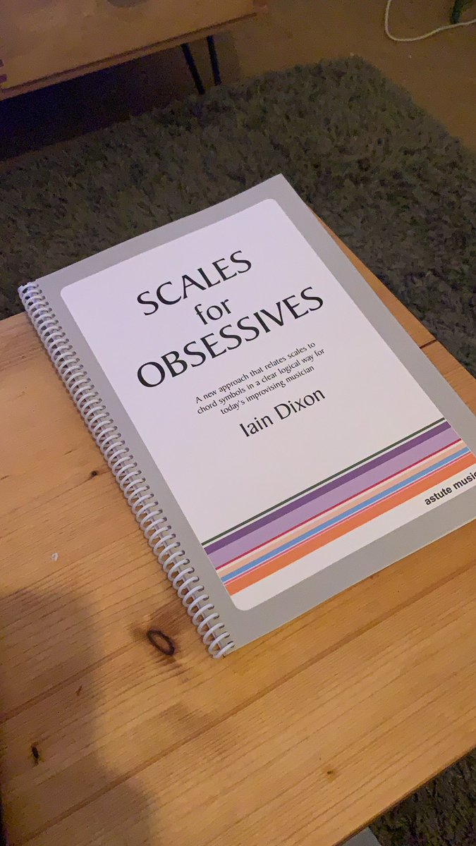 SCALES FOR OBSESSIVES Dixon