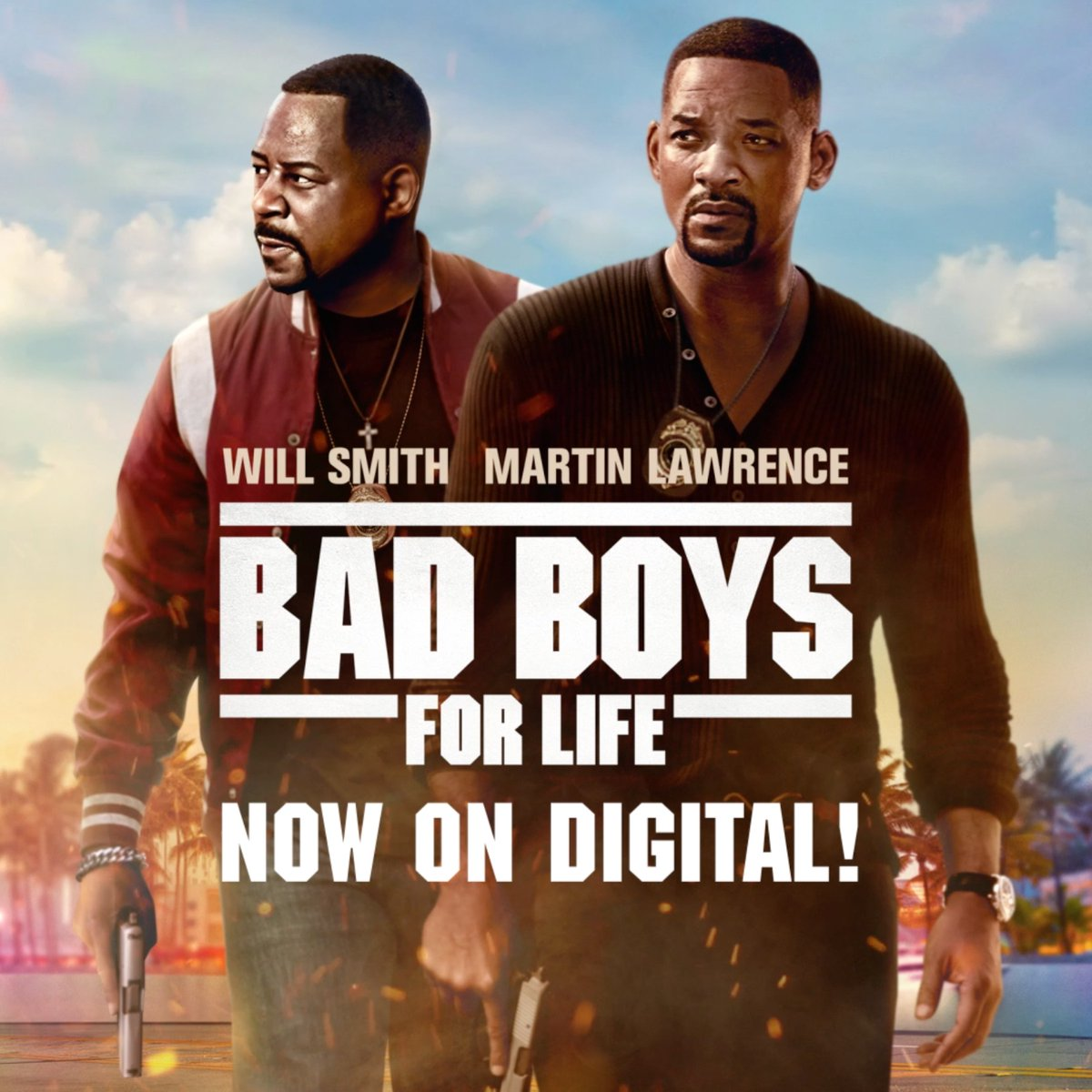 Theyre coming for you! Whatcha gonna do when #BadBoysForLife  comes home on Digital Today?! 💥