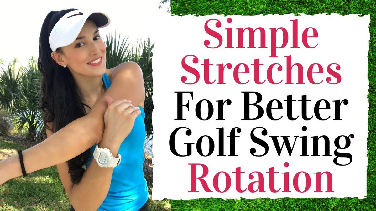 HOME WORKOUT OF THE DAY! SIMPLE STRETCHES TO IMPROVE YOUR GOLF SWING ROTATION! Click the link below! https://youtu.be/ubwOWnKmRfc  Please SUBSCRIBE, LIKE, and SHARE with a friend!  #golf #golffitness #golflife #golfer #golfing #homeworkouts #fitness @GOLF_com @MyTPI @Etpipic.twitter.com/xWUjm6Fjvz