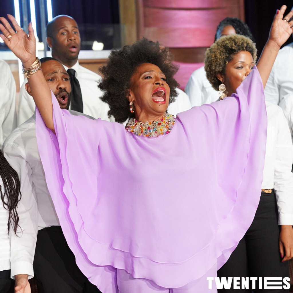 The one & only @JeniferLewis brings life to #TwentiesOnBET! Catch an all new episode TOMORROW 10/9c! <br>http://pic.twitter.com/jIWtk3gJro