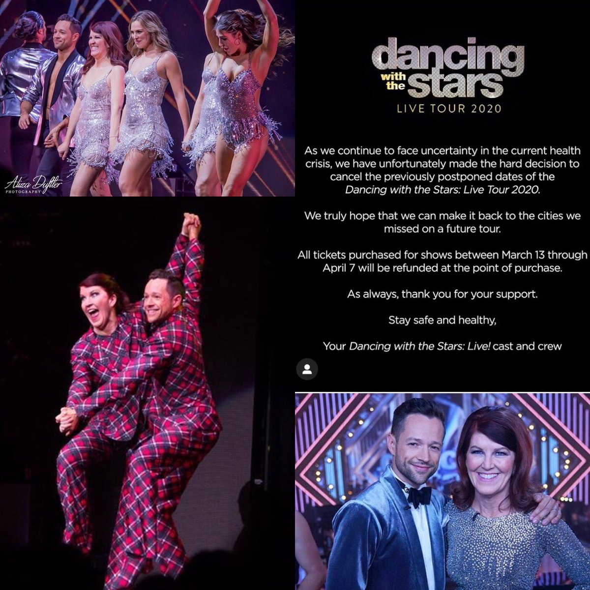 Dancing With The Stars Live Dwtslivetour Twitter