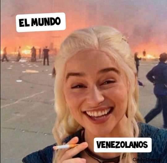 Me apetece seguir redundado en que el ch-abismo no nos dejó ningún terror por experimentar #amosdelapocalipsis  #venezolanosenelmundo pic.twitter.com/b3hXZM8688