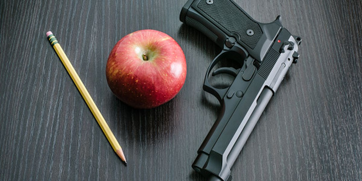 BREAKING NEWS: Madison School District has lost the appeal on arming teachers who have gone through our FASTER Saves Lives training program. Blooomberg-funded lawyers are behind this. fox19.com/2020/03/31/cou…