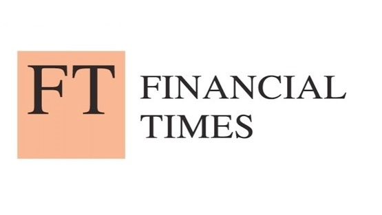 Image result for the financial times logo