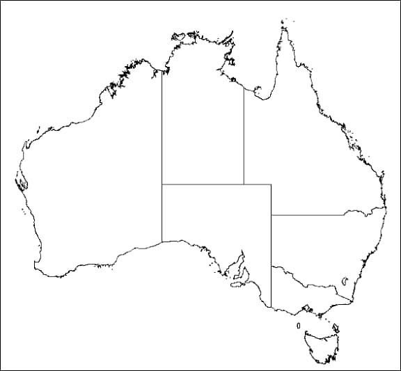 If you don't live in Australia, use this diagram to label all the states. I want to see how many you know (or don't) pic.twitter.com/NRTk7kWNYy
