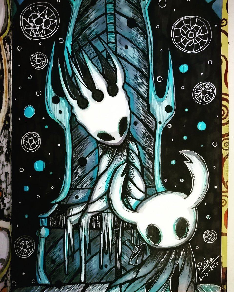 Pale King's Corpse, This is what death is, time going on without any memories #ink #black  #anime #manga #japan #animeworld #animefan #otaku #japanese #mangastyle #kawaii #Art #ArtLover #mangaart #animelover #animelove #mangadrawing #hollowknight #paleking #hollowknightfanartpic.twitter.com/PVd370LAlu