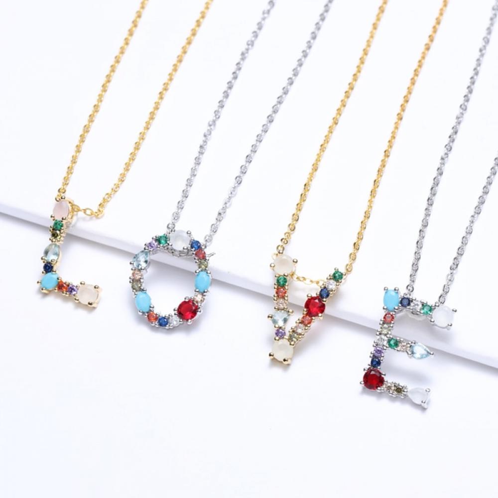 #menfashion #womenfashion#jewelry #shoes #accessories #watches#makeup Multicolor fashion charm Gold 26 Alphabet pendant necklace micro pave zircon initial letter necklaces Couple Name necklace https://waloual.com/product/multicolor-fashion-charm-gold-26-alphabet-pendant-necklace-micro-pave-zircon-initial-letter-necklaces-couple-name-necklace/…pic.twitter.com/rM0ozlMLbr