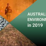 Image for the Tweet beginning: ICYMI, 'Australia's Environment in 2019'