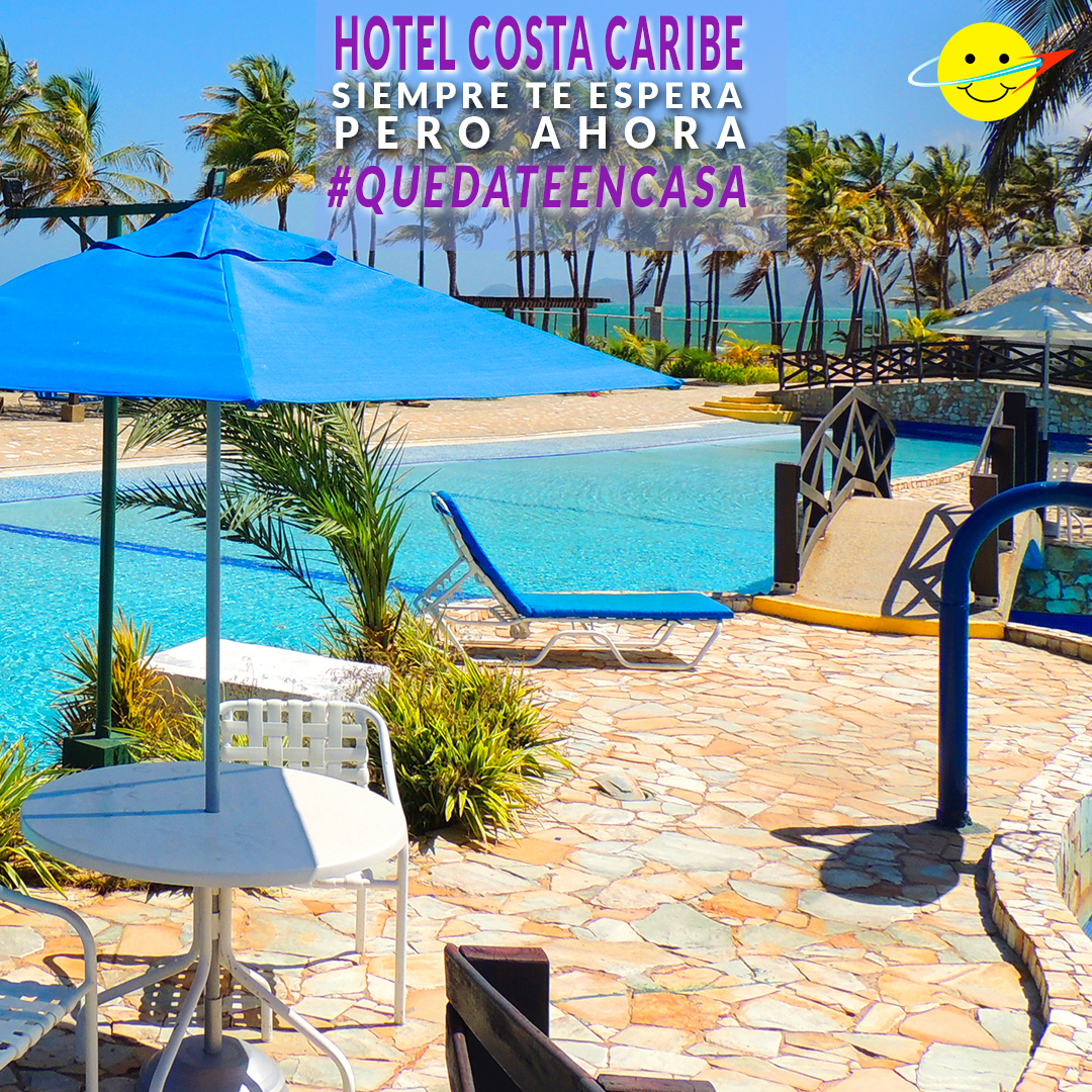 Margarita siempre te espera . pero ahora #quedateencasa  #costacaribehotel  #playacaribe #islademargarita #playa  #caribe  #venezuela #caracas #hotelesenmargarita #venezolanosenelmundo #agenciadeviajes #losdelacaritafelizpic.twitter.com/WAFAiZKiwL