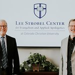 Image for the Tweet beginning: The Lee Strobel Center for