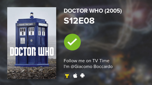 test Twitter Media - I've just watched episode S12E08 of Doctor Who (2005)! #doctorwho  #tvtime https://t.co/aGD4NrSPmz https://t.co/dstbxAIRyy