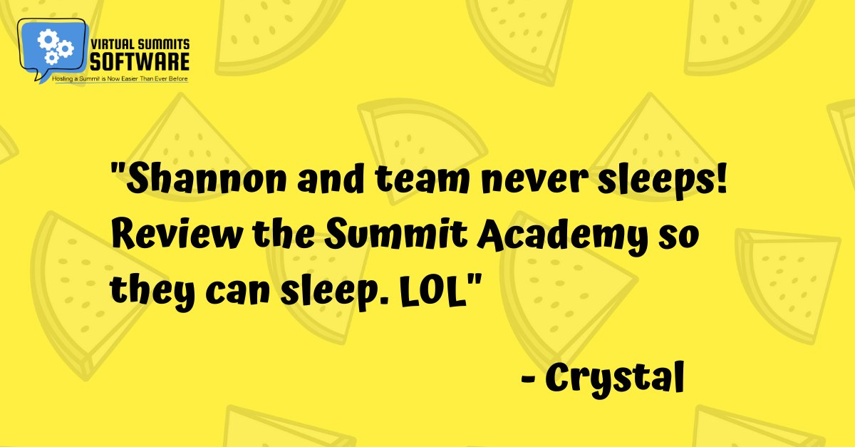 We got a cool review from Crystal about our team. Thank you! #summitscripts #virtualsummit #virtualsummithost #virtualsummitstrategy #virtualsummittips #virtualsummitsuccess #profitablevirtualsummit #virtualsummitemail #virtualsummitcopy #virtualsummitmastery #onlinesummitpic.twitter.com/Jacqd6q4FL