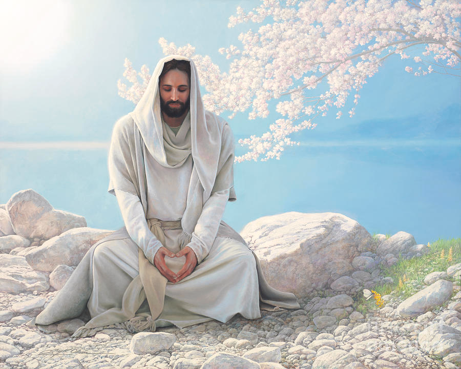 As i have loved you - Greg Olsen (2019) @GregKOlsen